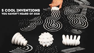 5 Cool Inventions You Haven't Heard of 2018 | Cool INVENTIONS 2018