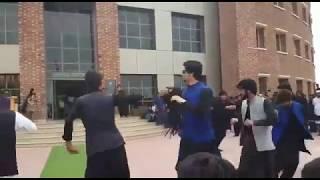 Pukhtoon Attan at Comsats Islamabad   Part-1   Students Week SP18