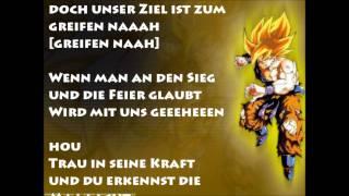 Dragon Ball Z - Chala Head Chala Full song German + lyrics