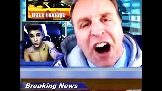 Justin Bieber Arrested |Fuck my Mother's Ass| Vic Dibitetto Official Dubstep Remix Music Video