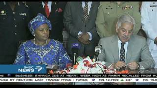 SA, Pakistan signed an agreement on defence cooperation