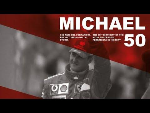 Michael 50 A Maranello la mostra dedicata ai 50 anni di Schumacher