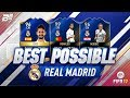 BEST POSSIBLE REAL MADRID TEAM! w/ TOTY RONALDO AND TOTS ISCO! | FIFA 17