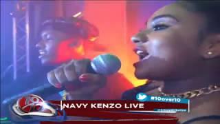 KAMATIA CHINI, Navy Kenzo Live #10Over10