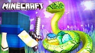 BOSS BATTLE! FINDING TWILIGHT FOREST! | Krewcraft Minecraft Survival | Episode 5