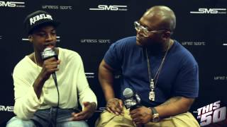 Ken Rebel Freestyles; Talks About The Ladies; Having a Supportive Mother