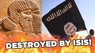 10 Priceless Artifacts Destroyed By Idiots