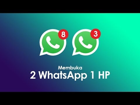 Xxx Mp4 Cara Membuka 2 Akun WhatsApp Dalam 1 Hp WhatsApp Clone NO ROOT 3gp Sex