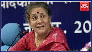 Ambika Soni Resigns As Congress