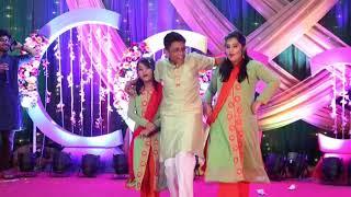Reshmi Churi Wedding Dance