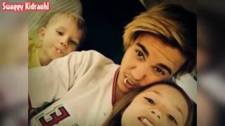 Justin Bieber and Jazmyn Bieber - Sweet Moments.mp4