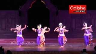 Pallavi - Odissi Dance - Dhauli-Kalinga Mahotsav - Utkal Sangeet Mahavidyalaya Group