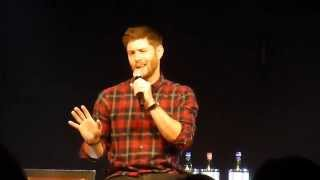 Jibcon 2015 - Jensen Sunday Panel (Part 1/2)