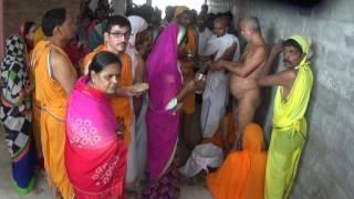 Digambar Jain Acharya Sri Pushpdant Sagar in Khammam