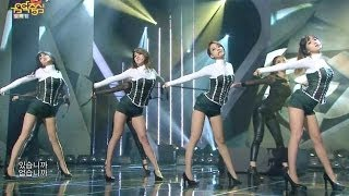 【TVPP】Rainbow Blaxx - Cha Cha, 레인보우 블랙 - 차차 @ Show! Music Core Live