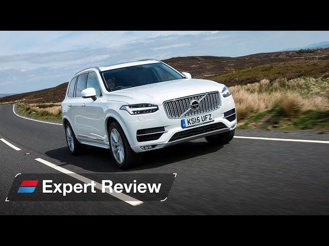 Volvo XC90 SUV car review