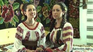 Alexandra si Dana Dancila - Au parintii doua fete