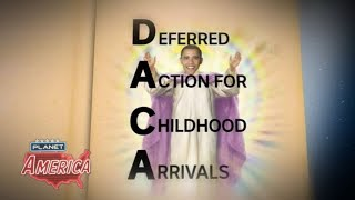Who are the Dreamers and why is their future at risk? - Planet America explains DACA