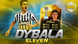 FIFA 16 | DYBALA´S ELEVEN 4 | ROAD TO GLORY ARGENTINA | MEJOR IMPOSIBLE
