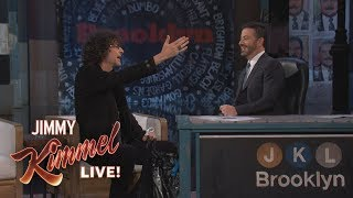 Howard Stern's FULL INTERVIEW with Jimmy Kimmel