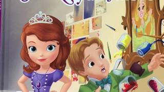 Disney Sofia The First A Royal Mess Me Reader Story Book Read Aloud
