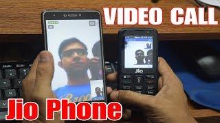 Jio Phone Video Call   Demo   Jio Phone Camera Sample   Video Call Quality   Hindi   Urdu