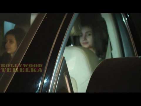 Screening Of Movie Badreenath Ki Dulhaniya | Alia Bhatt, Varun Dhawan.