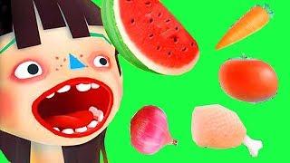 Toca Kitchen 2 / Cartoon Games Kids TV