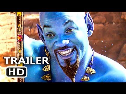 ALADDIN Trailer 3 NEW 2019 Will Smith Disney Movie HD