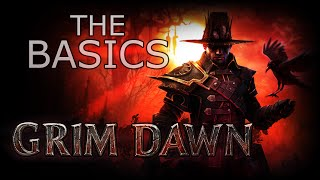 Grim Dawn Basics 17 - Class Combos: The Pyromancer (Demolitionist/Occultist)
