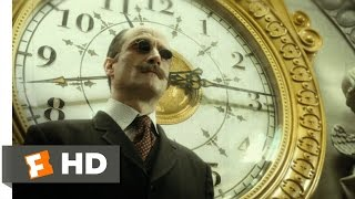 The Curious Case of Benjamin Button (1/9) Movie CLIP - A Clock That Runs Backwards (2008) HD