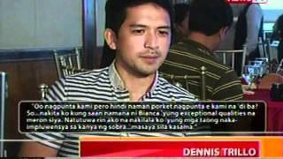 BT: Dennis Trillo at Bianca King, nagbakasyon sa Boracay (030112)