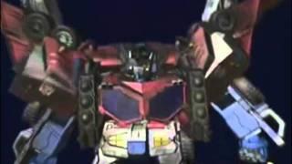 Optimus vs Galvatron MV