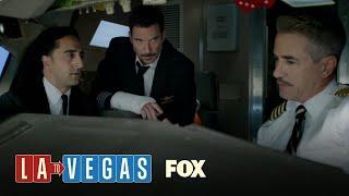 Captain Dave Checks On The Cockpit | Season 1 Ep. 3 | LA TO VEGAS