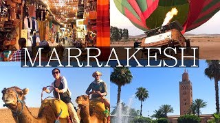 3 Days in Marrakech, Morocco - Vlog, Guide, Things to Do