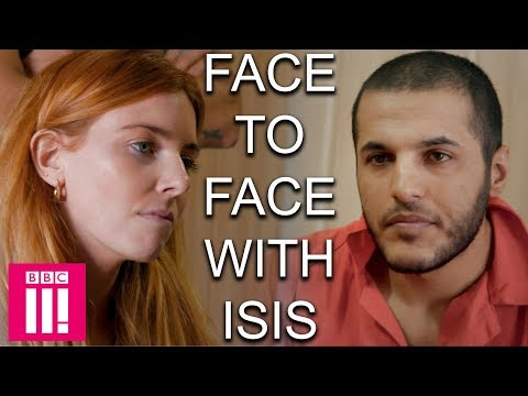 Xxx Mp4 Interview With Captured Isis Commander Stacey Dooley Face To Face With Isis 3gp Sex