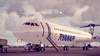One Eleven 300/400/500 for FSX, FSX SE and P3D from Just Flight