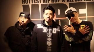 AK-69&DJ RYOW ラジオ 【ゲスト KURO(HOME MADE 家族)】