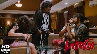 Darling Tamil Movie | Scenes | Ghost Attack Karunas | G. V. Prakash Kumar, Nikki Galrani
