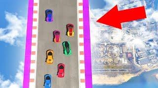 NEW GTA 5 STUNTING DLC! (GTA 5 DLC)
