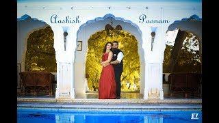 Aashish poonam storical prewedding shoot