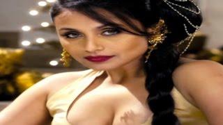 Sensual Rani Mukherjee Fashion Blunder Super Hot Video!