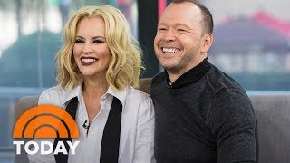 Reality Series Wahlburgers: Jenny McCarthy And Donnie Wahlberg: 'We Put Each Other First' | TODAY