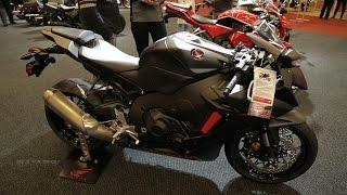 2017 Honda CBR 1000RR - Walkaround 2017 Montreal Motocycle Show