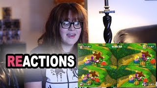 Super Mario Party - Official Game Trailer - Nintendo E3 2018 Reaction