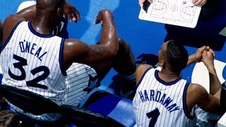 History Of The Orlando Magic Part 2: Shaq and The Rise (1992-93 to 1995-96)