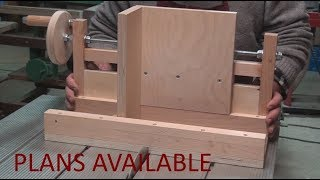 Box Joint Jig to Table Saw - How to make. part 2
