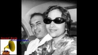 TALAT MAHMOOD & GEETA DUTT-Film.DARBAAR.1955-Kya Paya Duniya Ne -[ BEST AUDIO QUALITY ]