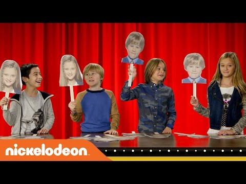 Nicky, Ricky, Dicky & Dawn   Get to Know Your Nick Stars! Official Clip   Nick