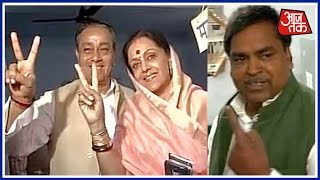 UP ELections: VVIP's Cast Their Vote